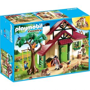 Playmobil 6811 Country - Maison forestière