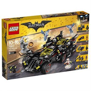 Lego 70917 - The Batman Movie : La Batmobile Suprême