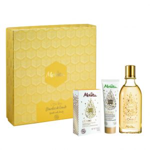 Melvita Coffret L'Or Bio 3 produits