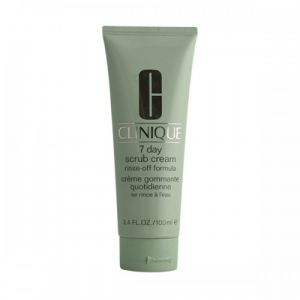 Clinique 7 Day Scrub Cream - Crème gommante quotidienne - 100 ml