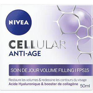 Nivea Cellular Anti-Age Crème Soin de Jour Volume Filling 50 ml