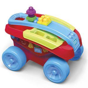 Mega Bloks Mon wagon trieur de formes
