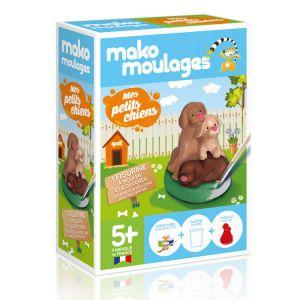 Mako moulages Atelier de moulage Mes petits chiots