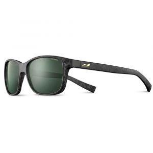 Julbo Lunettes Powell Polarized - Tortoise Grey - Taille Green G15/CAT3