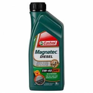 Castrol MAGNATEC Diesel 5W-40 DPF 1 Litres Boîte