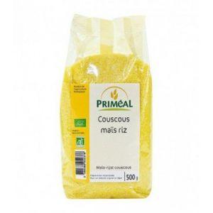 Priméal Couscous Maïs Riz 500 g