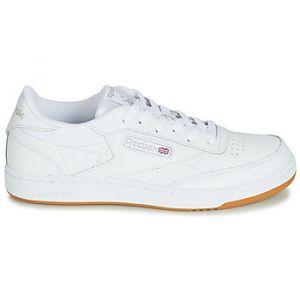 Reebok Chaussures enfant Classic CLUB C J blanc - Taille 36,37,38,35,34 1/2