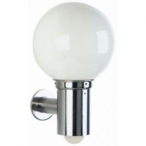 Albert Leuchten 690224 - Applique d'extérieur boule détecteur mouvement