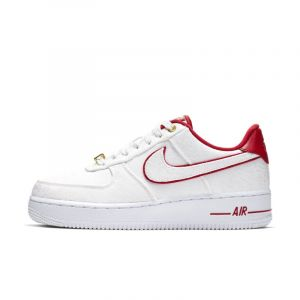Nike Chaussure Air Force 1'07 Lux pour Femme - Blanc - Taille 44.5
