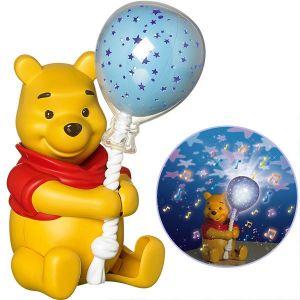 Tomy 72199 - Veilleuse ballon étoilé Winnie