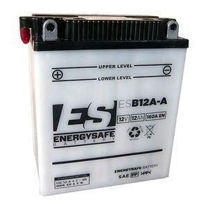 EnergySafe Batterie YB12A-A avec acide
