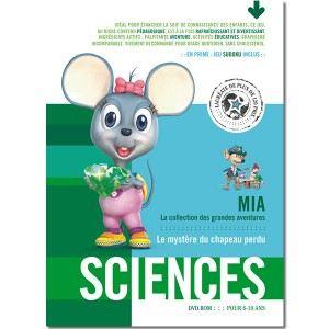 Mia Sciences : Le Mystère du Chapeau Perdu [PC]