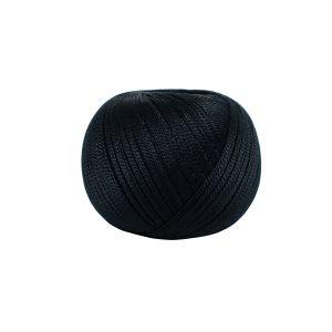 Dmc Fil Petra, 100% Coton, Noir, Taille 5