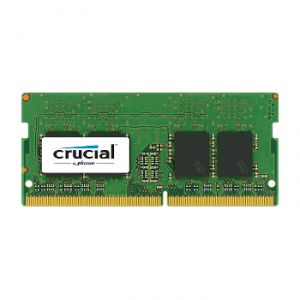 Crucial CT4G4SFS8213 - Barrette mémoire 4 Go DDR4 2133 MT/s SODIMM 260pin SR x8 unbuffered