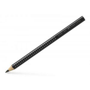 Faber-Castell Crayons couleur JUMBO GRIP, noir