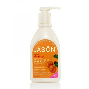 Jason Glowing Apricot Pure Natural - Crème douche à l'abricot
