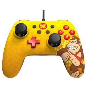 BD et A Manette Filaire Nintendo Switch Core Iconic Donkey Kong