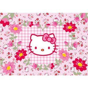 Ravensburger Puzzle Hello Kitty et les fleurs 24 pièces