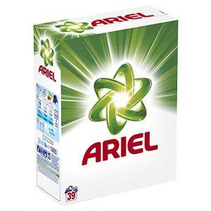 Ariel Lessive poudre Régulier 39 lavages 2,535 kg