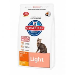 Image de Hill's Light Adult Chicken - Sac 10 kg