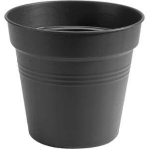 Elho Pot 17cm Green Basics noir