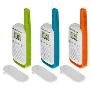 Motorola TLKR-T42 WE TRI PACK - Talkie walkie