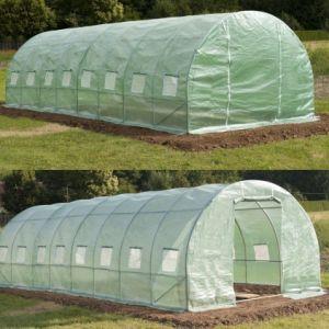 Ose Serre de jardin 24 m2 (9 arceaux)