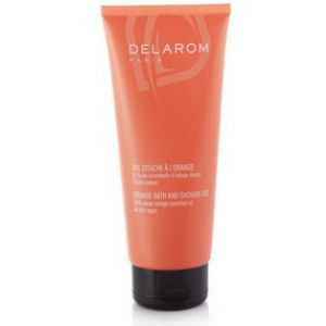 Delarom Gel douche à l'Orange