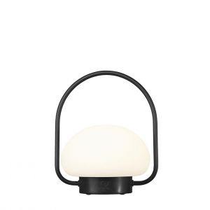 Nordlux Lampe à poser extérieur SPONGE TO GO-Baladeuse d'extérieur Polypropylène & Métal Ø20cm Blanc
