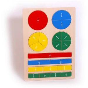 Legler 4436 - Puzzle «Pros du calcul» 20 pièces