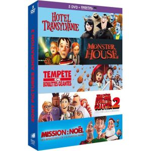Coffret Sony Pictures Animation 2