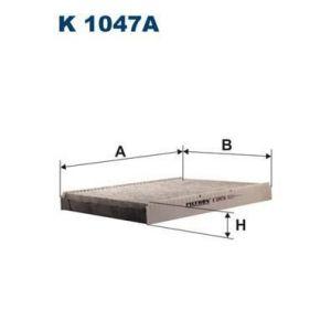 Filtron Filtre d'habitacle K1047A