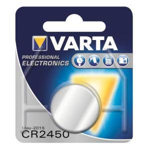 Varta 6450.101.401 - CR2450 Lithium 3.0V-560mAh