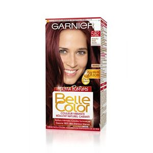 Garnier Belle Color - Coloration permanente n°5.62 Acajou irisé riche naturel