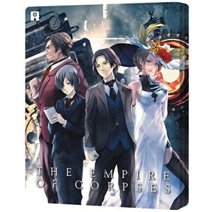 Project Itoh : The Empire of Corpses [Combo Blu-ray + DVD - Édition Collector boîtier SteelBook] [Combo Blu-ray + DVD - Édition Collector boîtier SteelBook] [Blu-Ray]
