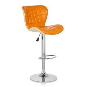 Hjh OFFICE Chaise De Bar Tabouret LOUNGER Simili Cuir Lot 2