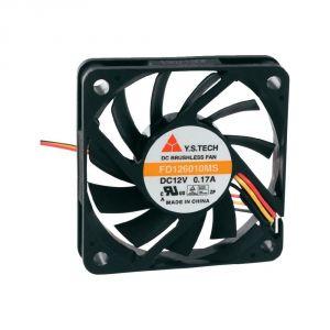 Y.S. Tech PQ-424 - Ventilateur PC 60 mm