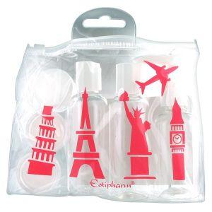 Estipharm Kit flacons de voyage