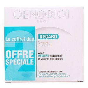 Oenobiol Regard anti poches (2 boîtes 30 comprimés)