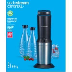 Sodastream Machine à soda CRYSTAL PACK VERRE