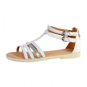 Geox Sandale Enfant Karly - Blanc - 40