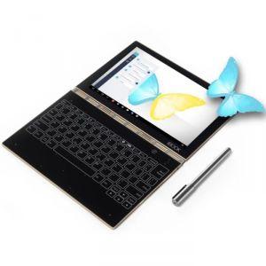 "Lenovo Yoga Book (ZA0V0026FR) - Tablette tactile 10.1"" 2en1 sous Android 6.0 TrackPad intégré et clavier Halo"