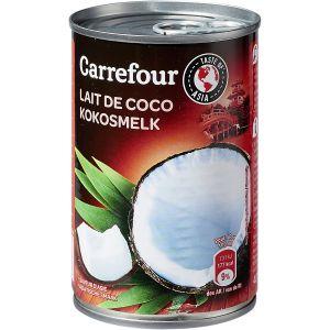 Carrefour Lait de coco 400 ml