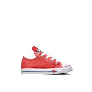 Converse Chaussures enfant Ctas Ox Ev rouge - Taille 20,21,22,23,24,25,26