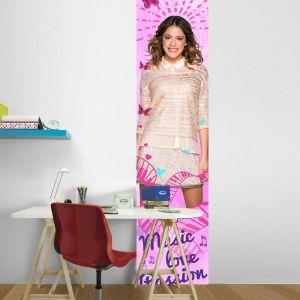 Decofun Lé papier peint Violetta Passion Disney Channel (250 x 50 cm)
