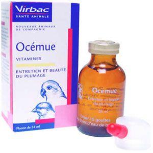 Virbac Complément alimentaire Ocemue 24 ml