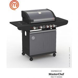 Weber MasterChef - Barbecue à gaz 4 brûleurs
