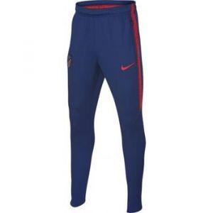 Nike Pantalon de football Atletico de Madrid Dri-FIT Squad Enfant plus âgé - Bleu - Taille M