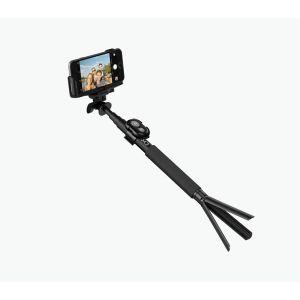 Perche Selfie Cygnett GoStick Universel Bluetooth Noir