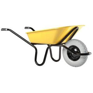 Haemmerlin 305256001 - Brouette Aktiv Excellium Plus peinte roue increvable 100 L